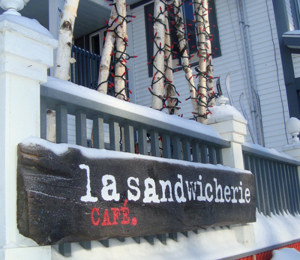 La sandwicherie café